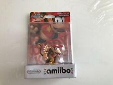 AMIIBO DIDDY KONG N°14  Super Smash Bros Nintendo- Neuf sous blister