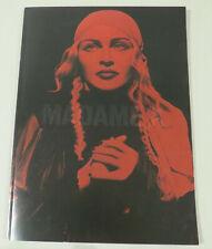 Madonna MadameX Madame X Tour Book 2019-2020, softcover