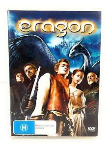 Eragon (DVD, 2006) Ed Speleers Region 4 Free Postage