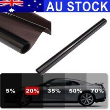 AU 20% Office Car Home Window Tint VLT Film 90% Anti-UV Proof 6M x 50CM Roll