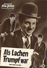 IFB 5301 | ALS LACHEN TRUMPF WAR | Chaplin, Buster Keaton, Laurel & Hardy | Top