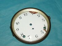 Antique Seth Thomas Mantle Clock Dial and Bezel