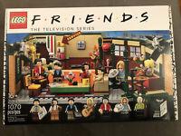 NIB LEGO Friends TV Central Perk Sealed  Rare In Hand