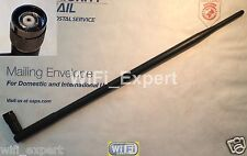1 9dBi RP-TNC Dual Band WiFi Antenna Cisco Router 871W-G-E-K9 Air-AP1252AG-A-K9