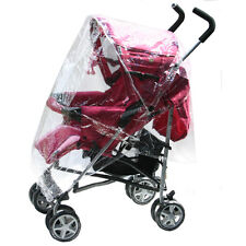 NEW Rain cover Raincover for buggy pushchair pram  Hauck Jeep Condor Roma etc.