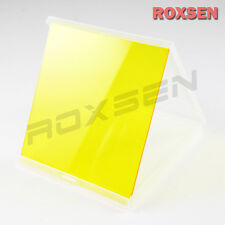 Solid Color Square YELLOW Conversion Filter for Cokin P Series camera holder