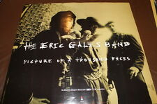 Eric Gales Band Pictures of a Thousand Faces 22 x 20 Promo Poster D4