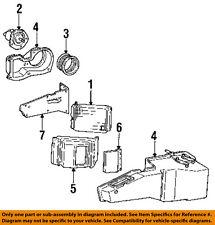 GM OEM-Blower Motor 52498869
