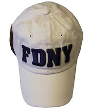 *Junior Size* FDNY Baseball Hat - Officially Licensed - Fireman Cap - New York