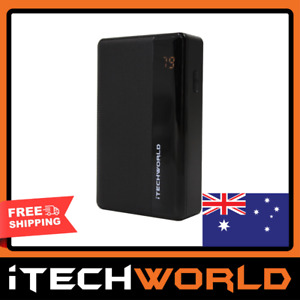 iTechworld 10000mAh Power Bank with PD and Quick Charge 3.0 iTECH10KPD