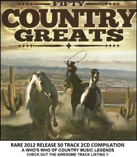 Best Greatest Country Music Hits 2CD - Billie Jo Spears Buck Owens Don Williams