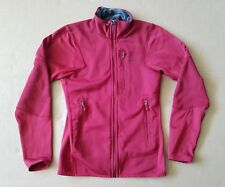 EUC Men's Patagonia Fleece Jacket Sz Small S Color Red Mint Condition Hike Camp