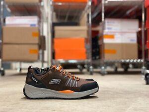 Skechers Equalizer 4.0 Mens Trail Hiking Shoes Brown 237023 BRBK NEW Multi Sz
