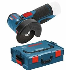 Bosch Battery Angle Grinder Gws 12V-76 Solo Version L-BOXX 06019F2003