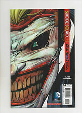 Suicide Squad #14 - Death Of The Family New 52! - (Grade 9.2) 2013