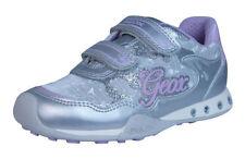 Scarpe sneakers in argento per bambini dai 2 ai 16 anni