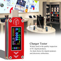 TC64 LCD PD Charger Type-C USB Tester Voltage Current Capacity Detector Meter