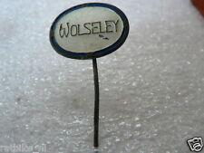 PINS,SPELDJES 50'S/60'S/70'S WOLSELEY