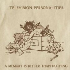 Television Personali - Memory Is Better Than Nothing [New CD]