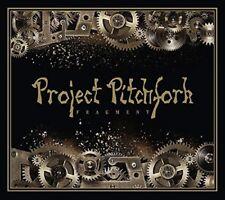 PROJECT PITCHFORK Fragment - CD - Digipak - VÖ / Rel. Date : 12.10.18