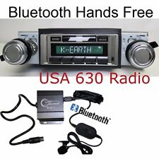 Bluetooth 66 67 Nova Chevy 2 Radio USA 630 II AM/FM iPod Dock USB 300 Watt