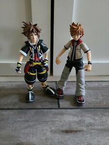 Disney Kingdom Hearts DST Sora Ventus Action Figure