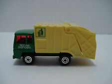 MATCHBOX SUPERFAST REFUSE TRUCK  # 36-G MADE IN CHINA 1979 VINTAGE