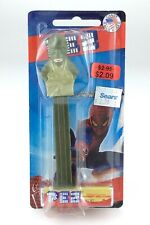 PEZ Dispenser Marvel The Lizard Amazing Spiderman New In Package L640