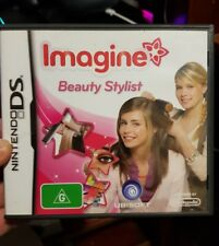 Imagine Beauty Stylist -  (Nintendo DS/3DS) NDS - FREE POST *