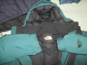 PERFECT The North Face Vintage Sierra Large Goose Down Jacket Coat TNF Large