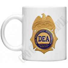 DEA Special Agent Drug Enforcement Agency FBI Police  Mug Gift