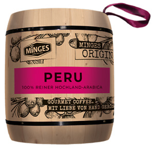 Minges Origins Peru, 250g