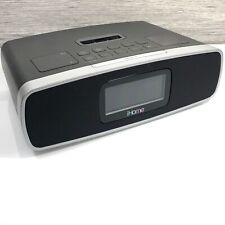 ihome iP90 dual alarm clock radio Black