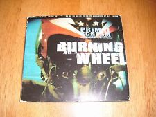 Primal Scream – Burning Wheel digipak CD single