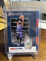 LEBRON JAMES  2019-20 NBA Hoops Frequent Flyers #15 - LAKERS SP Insert