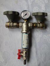 """Rückspülfilter DVGW  3/4"""" für Trinkwasser mit Edelstahl- Filtereinsatz- TOP- !!!"""