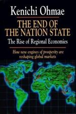 The End of the Nation State: The Rise of Regional Economies, Kenichi Ohmae, Good