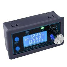 Zk 4kx Cnc Buck Boost Converter Cv 05 30v 4a Power Module Adjustable Regulated