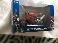 Aprilia rsv 1000 r  die-cast model motorbike