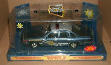 1/24 Scale 1993 Ford Crown Vic P71 Police Car Nevada State Police Trooper Code 3