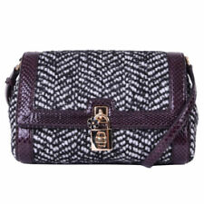 Damentaschen aus Stoff mit Innentasche (n) und Tiermuster
