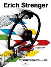 Erich Strenger und Porsche (Grafik Anzeigen Prospekte CI 356 901 911) Buch book