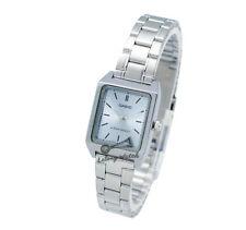 -Casio LTPV007D-2E Ladies' Metal Fashion Watch Brand New & 100% Authentic
