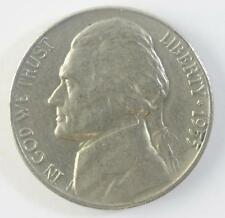 1955 5 CENTESIMI ARGENTO USA MONETA