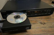 Vintage Magnavox Cd2000 Single Compact Disc Cd Player Tested Works Great!