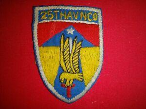 Vietnam War Hand Made Patch US 25th Aviation Company 1st Aviation Brigade