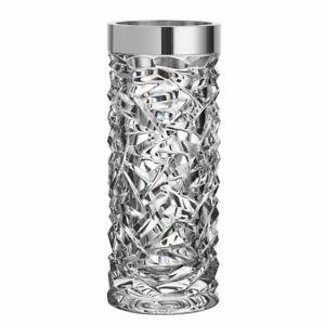 Orrefors Carat 9.44 Inch Vase
