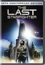 The Last Starfighter (DVD, WS, 2009, 25th Anniversary) NEW