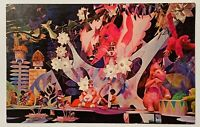 Vintage Its A Small World Africa Fanstasyland Disneyland Post Card Postcard