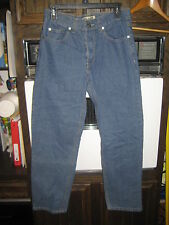Mens 32 American Jeans & Co. Brand Blue Jeans Classic Fit 30 X 29 Actual MSRP 49